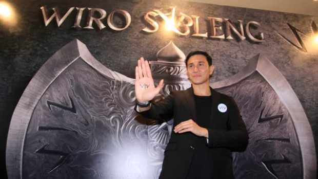Vino G. Bastian, calon pemeran Wiro Sableng