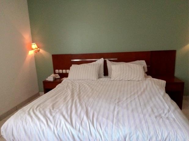 Hotel Aziza Inn Palembang