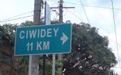 Ciwidey 11 KM