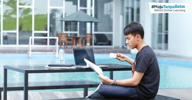 kuliah online Bina Nusantara