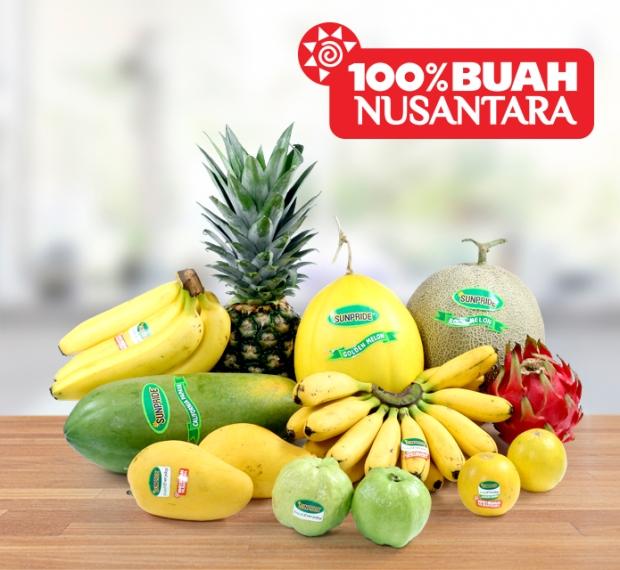Sunpride buah nusantara