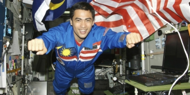 astronot Malaysia