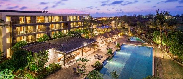 Hotel Le Grande Bali Uluwatu