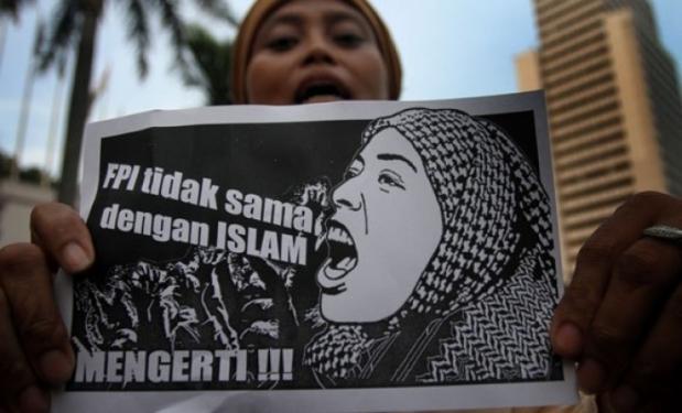 FPI bukan Islam