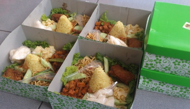jasa catering nasi box
