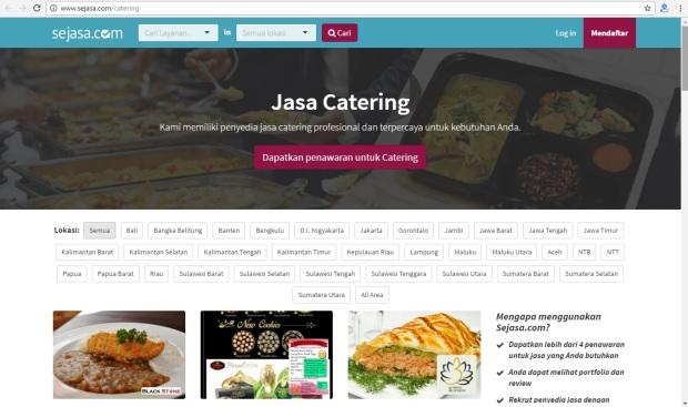 Sejasa catering
