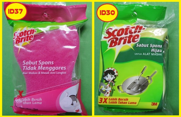 sabut spons Scotch Brite