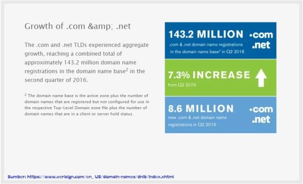 growth of dotcom dotnet