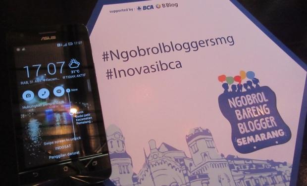 Ngobrol Bareng Blogger Semarang