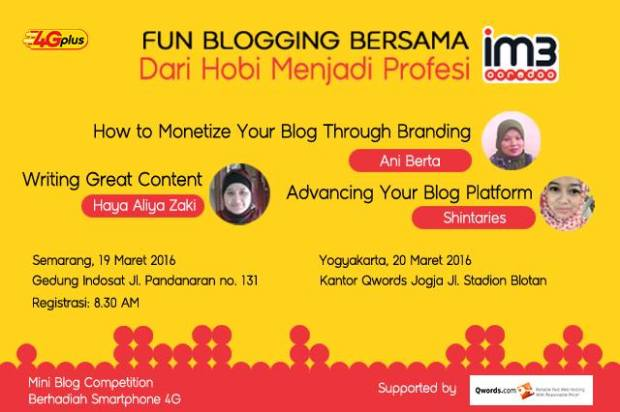 Fun Blogging Semarang