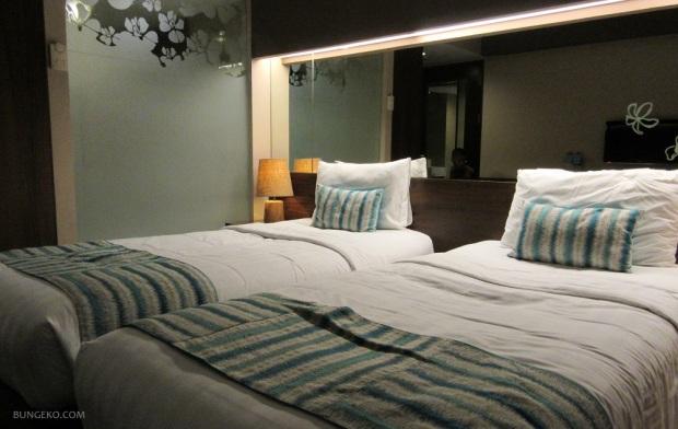 kamar Grand Ixora Kuta Resort