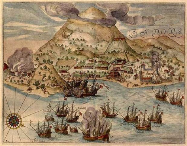 peta Tidore