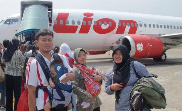 mudik ke Jambi, 29 Agustus 2011