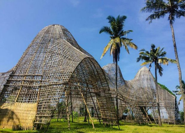 Rumah Bambu Pengalon, Karangasem