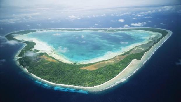 Gilbert Island, Kiribati