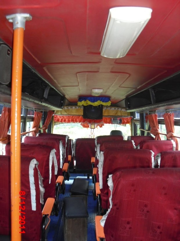 interior bus Sibualbuali