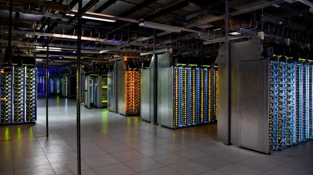 Google datacenter, The Dalles-Oregon