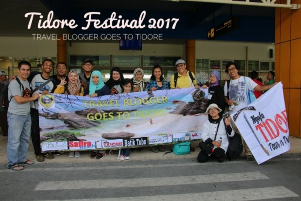 Blogger Goes to Tidore 2017