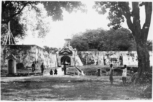 Fort Oranje Ternate, 1880