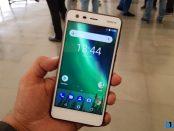 Nokia 2 putih