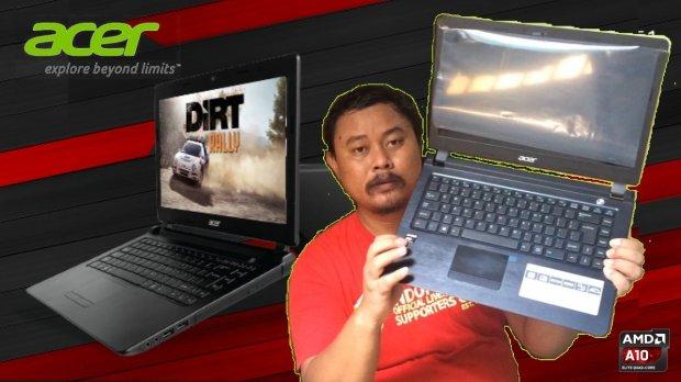 review Acer Aspire Z3-451
