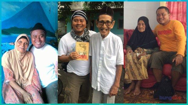 Nenek Salma, Kakek Idris Jusuf, Nenek Bujuna Samdi