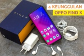 4 Keunggulan Oppo Find X