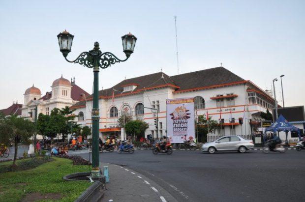 kantor pos besar Jogja