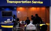konter Golden Bird bandara Soekarno-Hatta