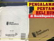 Pengalaman pertama beli buku online di BookDepository.com