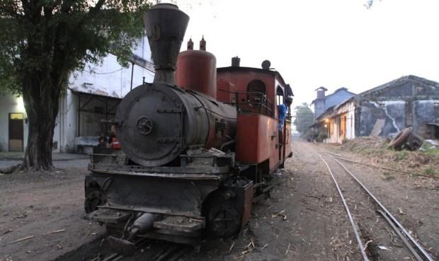 Lokomotif tua PG Pangka, Tegal