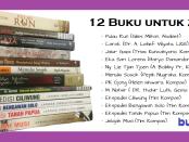 12 buku tahun 2020