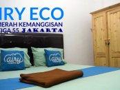 Airy Eco Palmerah Kemanggisan Ilir Tiga 55 Jakarta