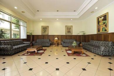 Hotel Pitagiri lobby area