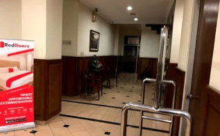 Hotel Pitagiri aisle