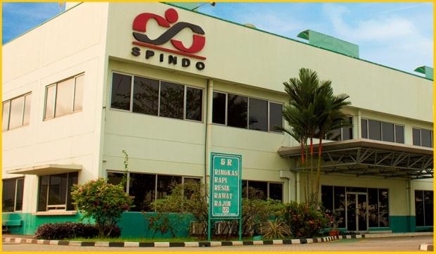 Kantor PT Spindo (ISSP)