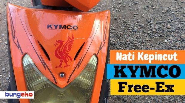 Kymco Free-Ex