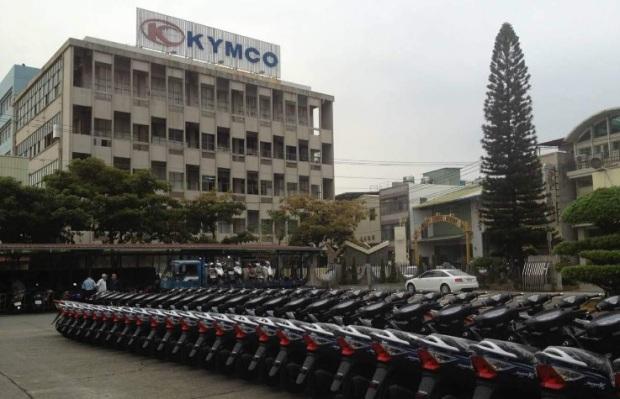 Kymco office