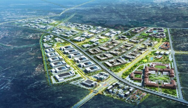 Tangerang New Industry City (TNIC)