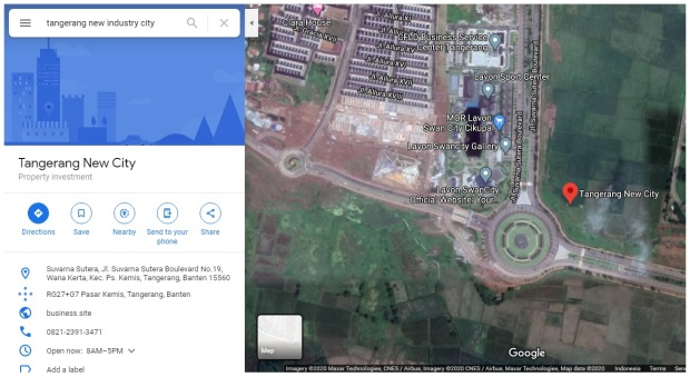Tangerang New Industry City (TNIC)