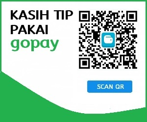 Kasih tip pakai gopay