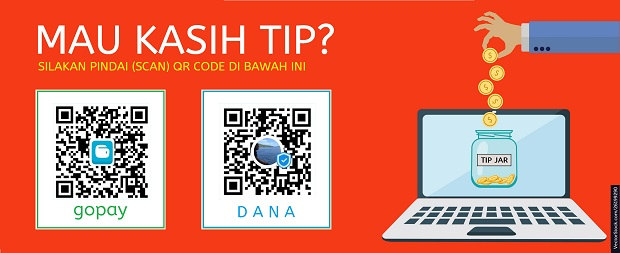 Beri tip untuk blog ini