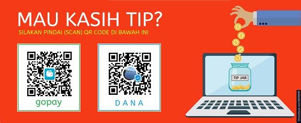 Beri tip untuk blog ini