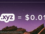 .xyz domain promo
