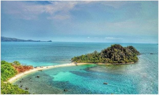 Pulau Mengkudu, Lampung