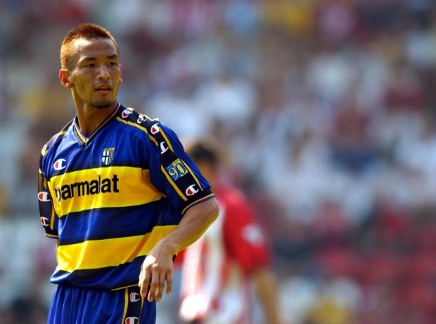 Hidetoshi Nakata AC Parma