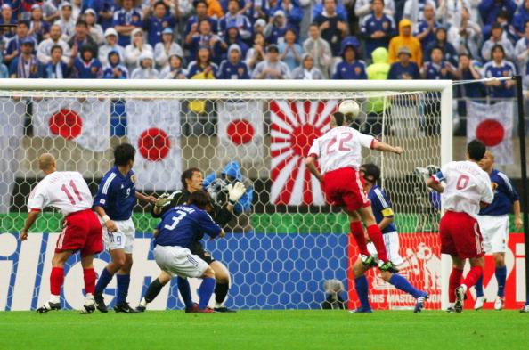 Jepang vs Turki di Piala Dunia 2002