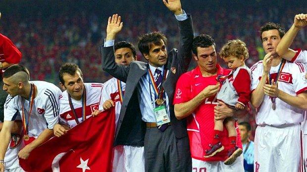 Senol Gunes dan timnas Turki