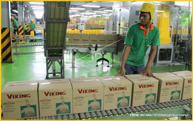 Pabrik PT Wilmar Nabati Indoonesia