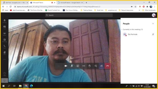Pengalaman ikut SPM Online